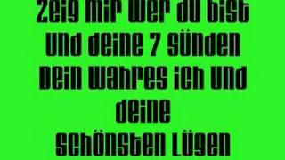 Lafee - 7 Sünden lyrics
