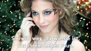 LaFee - Der Regen Fällt - Lyrics