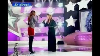 Lara Fabian & Sofia Essaidi- J'y Crois Encore