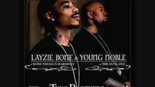 Layzie Bone & Young Noble-Put me in a cell