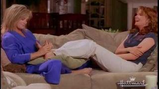 Lea Thompson Foot Massage (WITH SOUND!)