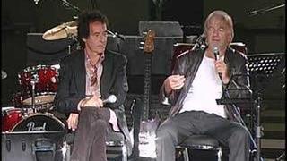 League Of Rock - Jim McCarty + Robin Le Mesurier Interview