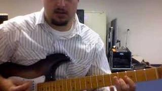 Learn Funk Guitar  Lesson 1 Marty Schwartz