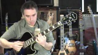 Led Zeppelin, No Quarter - Solo Jazz Guitar by Jake Reichbart
