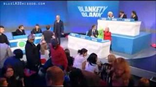 Lee Ryan & Duncan James In Blankety Blank -- Comic Relief 05/03/11 part 1