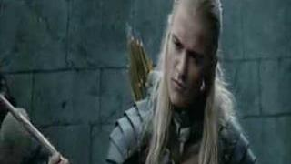 Legolas and Gimly