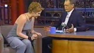 Leigh Nash (with Sixpence None the Richer) on Letterman