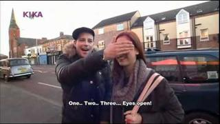 Lena Meyer-Landrut - Lena and Ben in Belfast (2/2) (english subs)