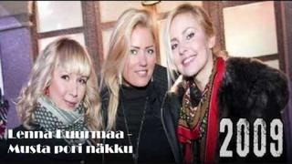 Lenna Kuurmaa- Musta Pori Näkku (NEW SINGLE 2009)