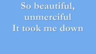 Let You Go by Ashley Parker Angel (lyrics)