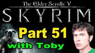 Let's Play Skyrim - DRAGON SLAYER - Part 51
