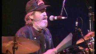"""Levon Helm, Ringo Starr and the 1989 All Starr Band """"Up On Cripple Creek"""""""