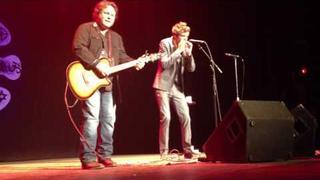 "Levon Helm ""The Weight"" - Martin Sexton + Stephen Kellogg"