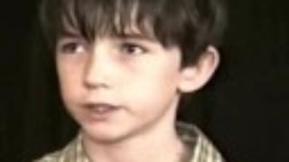 Liam Aiken's Good Boy! Screen Test