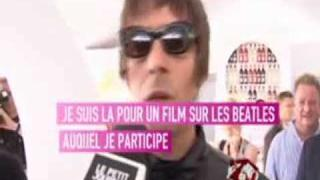 Liam Gallagher France Footage (Cannes 2010)