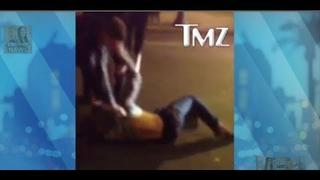 Liam Hemsworth Fight Video!