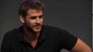 Liam Hemsworth: Paranoia Interview