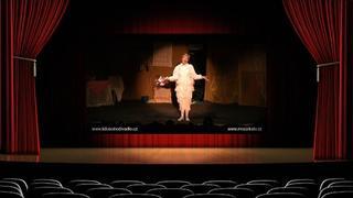 Liduščino divadlo - vánoce 2014