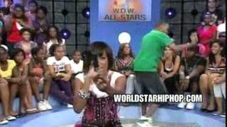 Lil Mama Freestyle on 106andpark
