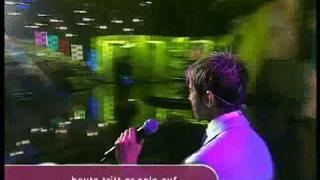 Limahl - Too shy 2007 live