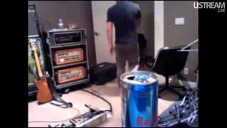 Limp Bizkit Band Room 29/04/2012 Rehearsal