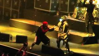 Limp Bizkit - Shotgun live debut Mannheim 25.06.2011