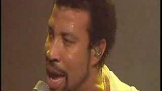 Lionel Richie - Say you say me 2007 live