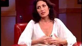Lisa Edelstein on Square Off