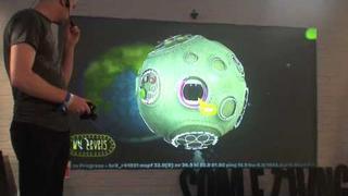 LittleBigPlanet 2 E3 2010 - Alex Evans Presentation @ the SCEE Booth Part 2