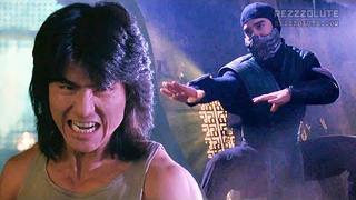 Liu Kang vs Reptile - Mortal Kombat