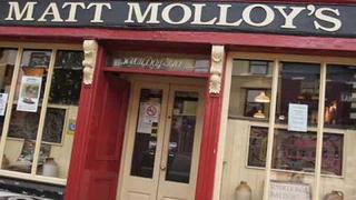 Live Session at Matt Molloy's Pub