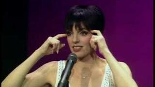 "Liza Minnelli singing ""Quiet Love"""