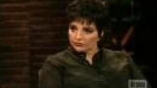 Liza Minnelli talks about alcoholism