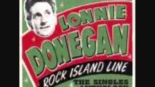 Lonnie Donegan.