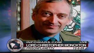 Lord Monckton Returns to Alex Jones Tv 3/5:Lord Monckton Reveals Scientific Fraud at Copenhagen!