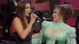 "Loretta Lynn & Gretchen Wilson - ""You Ain't Woman Enough"" on Opry Live"