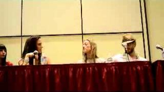 Lost Girl Panel at Fan Expo 2011