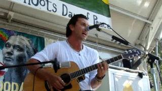 Love Remains The Same - Gavin Rossdale @ Intl. Peace Day