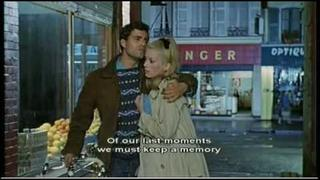 """Love theme from """"Les parapluies de Cherbourg"""" (1964)"""
