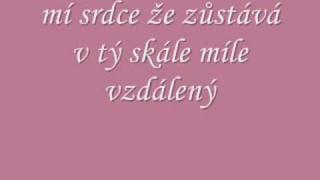 Lucie Vondráčková - Vítr - with lyrics