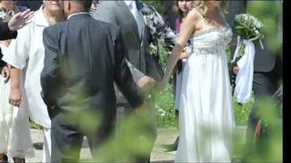Lucka Vondráčková se vdala