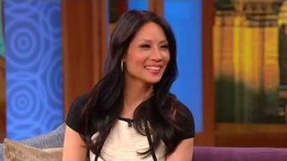 Lucy Liu in the Hot Seat