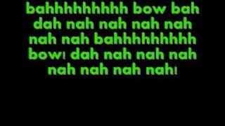 lump - presidents of the united states of america lyrics