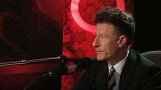 Lyle Lovett on Q TV