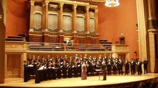 "M. Kosler (conductor), Prague mixed choir ""Sakura, Sakura"""