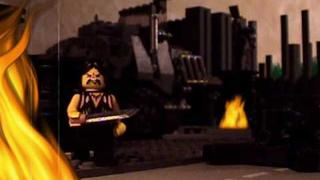 MACHETE TRAILER (HQ) LEGO
