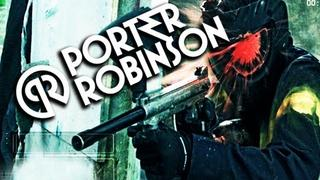 Machinima Music Videos - Porter Robinson - Spitfire (Exclusive 'Capture The Can' Live Action Paintball Multiplayer Machinima)