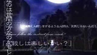 月姫MAD Little Wing 7th moon 改
