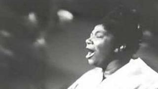 Mahalia Jackson - His Eye Is On The Sparrow
