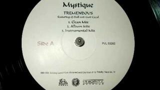 Mama Mystique featuring Q-Ball & Curt Cazal - Tremendous (1996) [HQ]